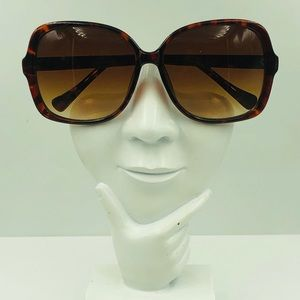 Vince Camuto VC177 Tortoise Oval Sunglasses Frames